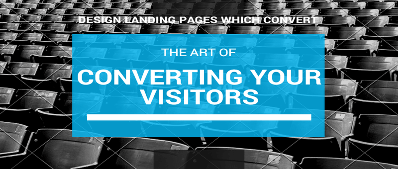 great landingpages with the best conversion