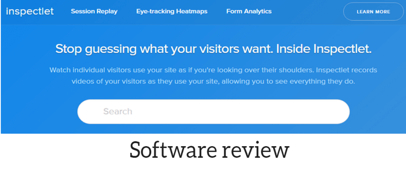 inspectlet software review