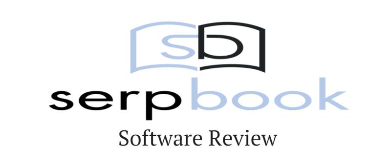 serpbook software review