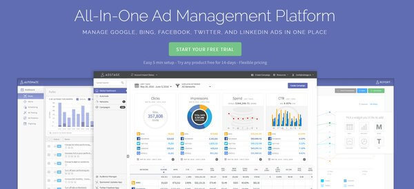 Adstage Twitter tool