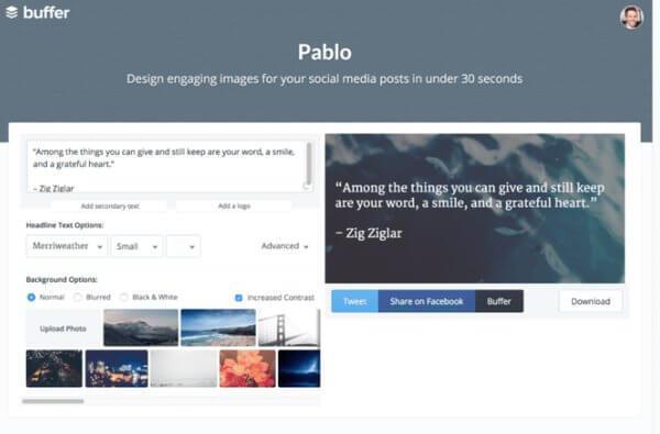 Pablo Twitter tool