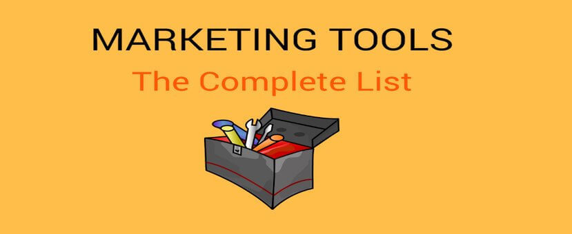 Online Marketing Tools Thesis – 200246