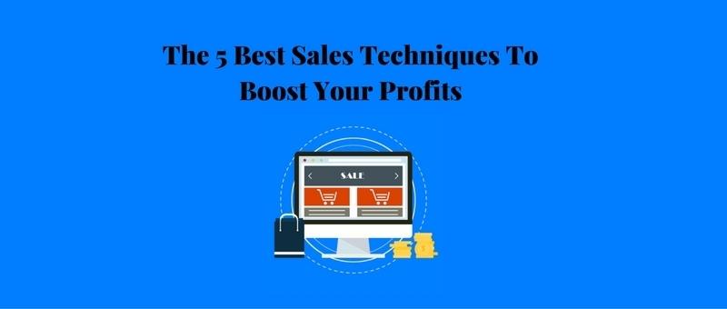 practical sales techniques