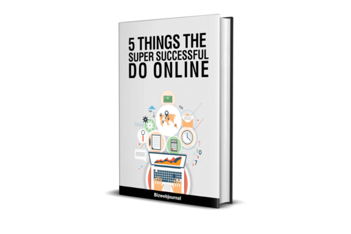 5 things the super successful do online