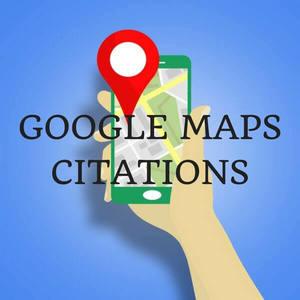 GOOGLE MAPS CITATIONS