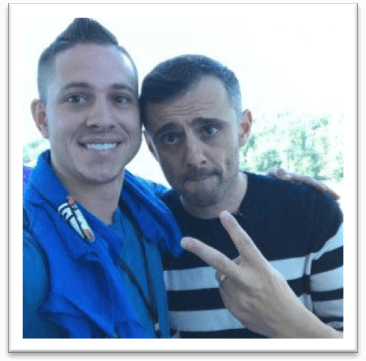 kevin david with gary vaynerchuk