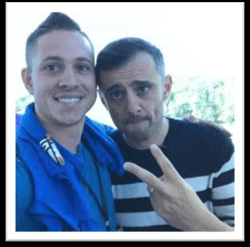 kevin david with gary vaynerchuk