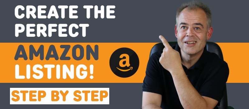 how to create an amazon listing