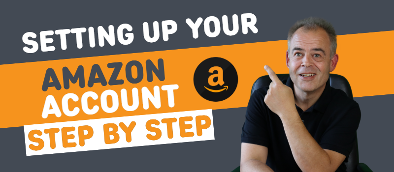 how to create an amazon seller account