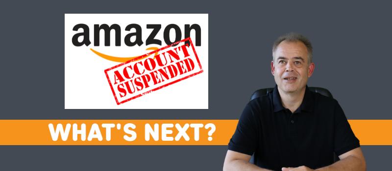 amazon account suspended