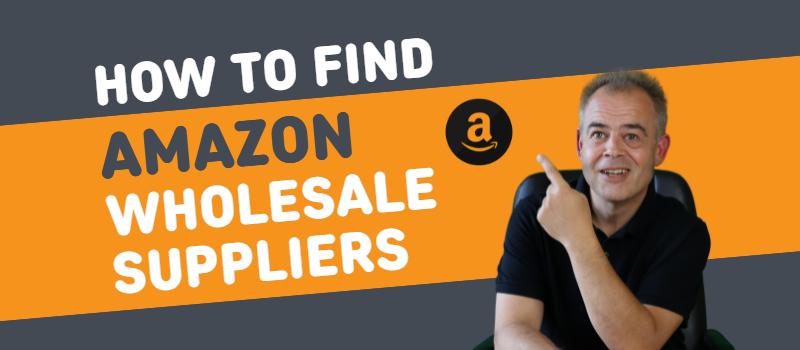 amazon wholesale suppliers