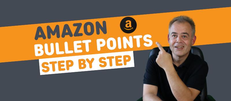 amazon bullet points
